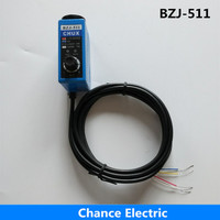 Packing Machine Infrared Sensor Color Mark Sensors Optical Switch BZJ 511