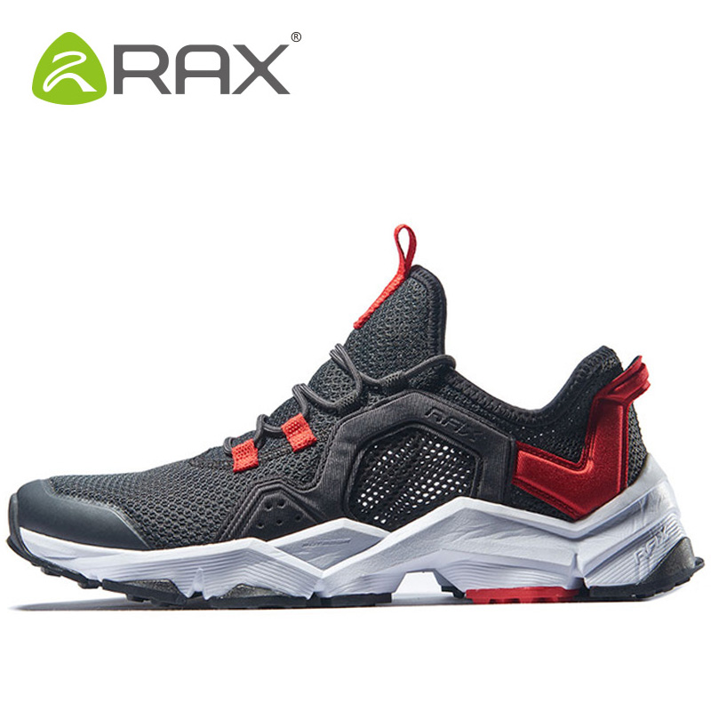 Rax New Men Trekking Sneaker Hiking Shoes Outdoor Athletic Man Women Brand Breathable Camping Walking Shoes Mens Womens Sneakers
