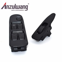 1 Set MR740599+MR792851 New Front Left Right Master Power Window Switch for Mitsubishi Carisma 1995 1996 1997 1998 1999-2006