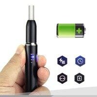 UQS Heat Tabacoo Not Burn Electronic Cigarette Device Similar 900mah Battery Vapor Vape