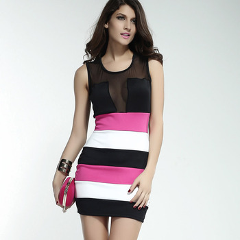New Summer Sexy Mini Dress body shaped dresses Sexy evening Clue dress Sexy formal dress semi formal summer dresses