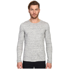 2018 New Fashion High Quality Spring Men's Brand Clothing Casual Slim O-neck 100% Cotton T Shirt Men Gray Long Sleeve M-3XL