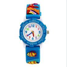 Watch for children fish Waterproof Kid Watches