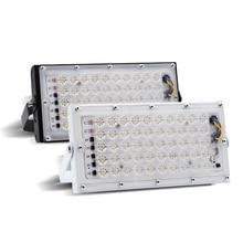 IP66 Водонепроницаемый светодио дный прожектор 50 Вт AC220V Xtra Яркость прожекторы Indusrty открытый/домашние проект освещения прожекторы