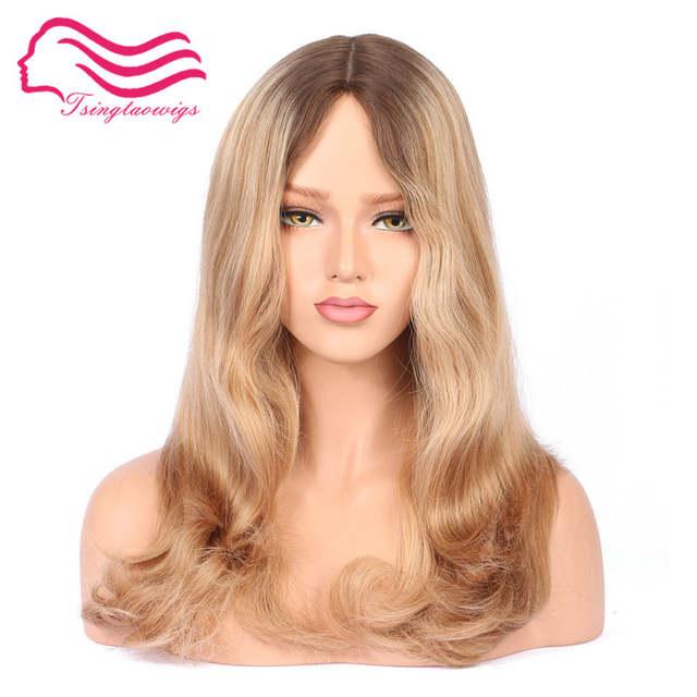 bb64c327e5d Tsingtaowigs CUSTOM made kosher wig 100% European virgin hair jewish wig  ,kosher wig Best Sheitels free shipping