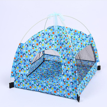 Portable Foldable Pet Dog Cat House Indoor Outdoor Pets Tent Playpen Kennel Tents for Kitten Cat  sc 1 st  AliExpress.com & Buy indoor small dog house and get free shipping on AliExpress.com