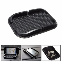Car Accessories Convenient Mobile Phone iPhone Pad GPS Navigator Auto Car Dashboard Holder Stander Anti-skid Slip Proof Grip Mat car supplies mobile phone anti skid pad silicone pu round anti skid pad for mobile phones keys glasses car gadget other