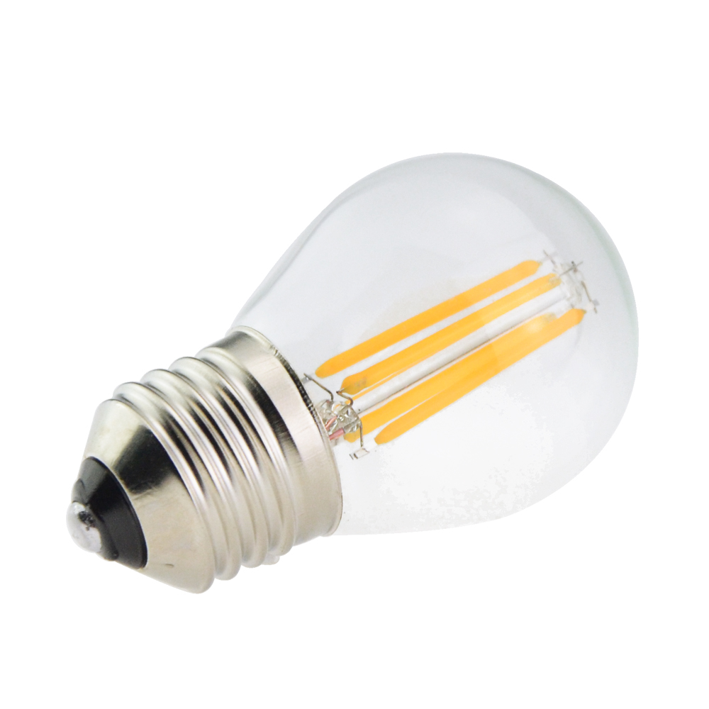 e14 g45 led filament bayonet light bulb 16w 220v led g45 e14 glass edison retro bulb for ceiling. Black Bedroom Furniture Sets. Home Design Ideas