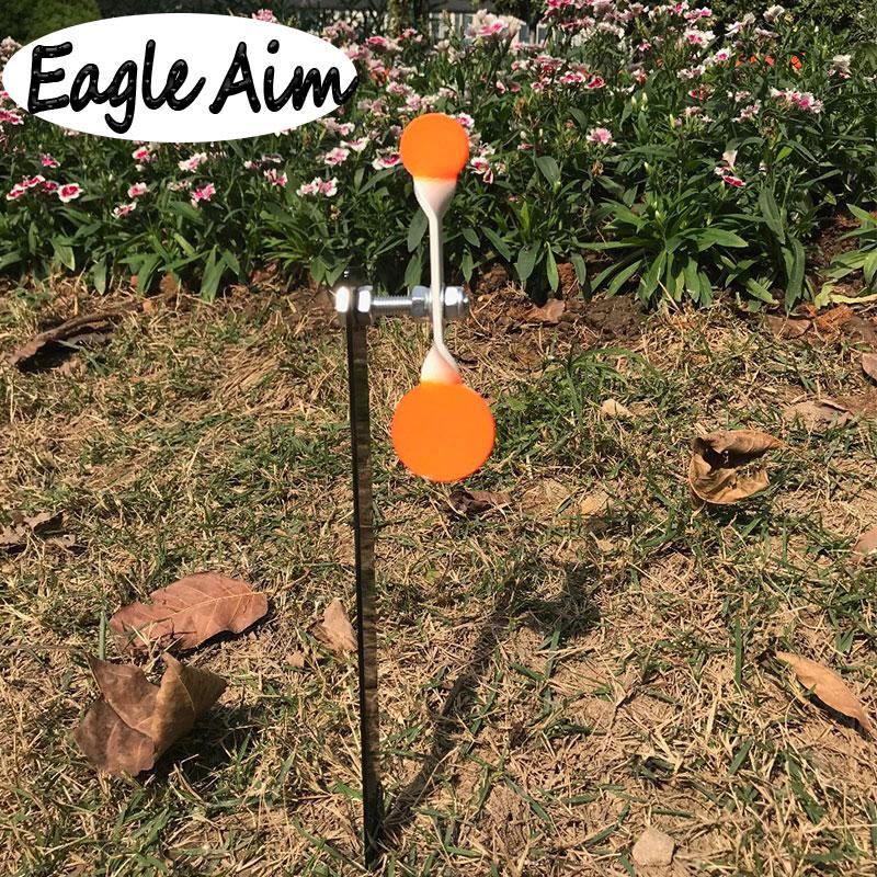 Spinner Steel Target Shooting PracticeSimplified Spinner Target Height 35cm/14