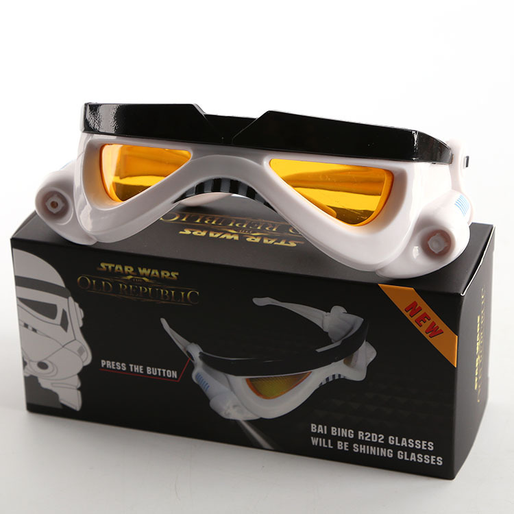 ФОТО Star Wars The Force Awakens The OLD Republic Glasses for Children Juguetes PVC Action Figure Kids Toys Brinquedos
