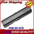 JIGU Laptop Battery For Hp 511872-001 HSTNN-LB73 462889-442 7FD034 HSTNN-LB72 HSTNN-UB72 Free shipping