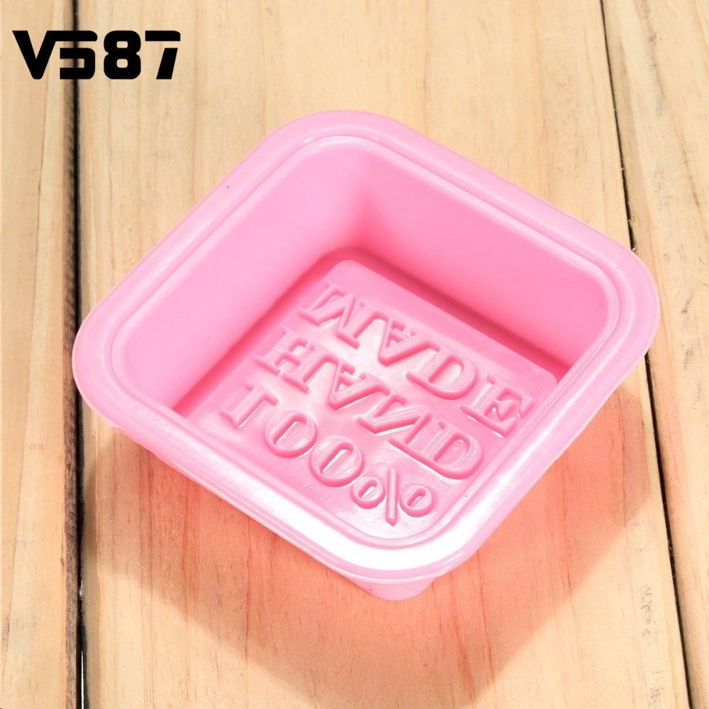Non Stick Silicone Bread Loaf Cake Mold Bakeware Baking Pan Oven Square Mould Diy Kitchen Bar Tool In Molds From Home Garden On