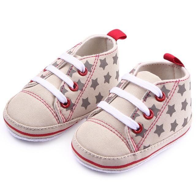 c0355a556ed56 Nueva Moda Infantil Del Niño Del Bebé Zapatos Primeros Caminante Suela  Blanda Zapatos Cirb Bebe Niña