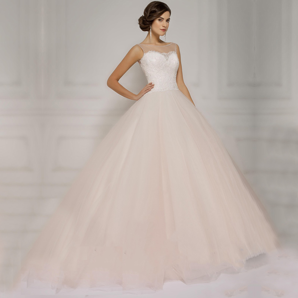 pale pink wedding dresses light pink wedding dress Pale Pink Wedding Dress All Women Dresses Plus Size Arabic Light