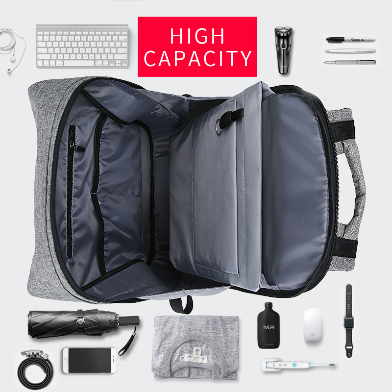 Backpack For 15.6 inches Laptop Large Capacity Stundet Backpack 2