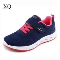 Women Casual Shoes Fashion Hook Loop Lace Up Girls Flat Shoes Female Slimming Shoes Breathable Soft