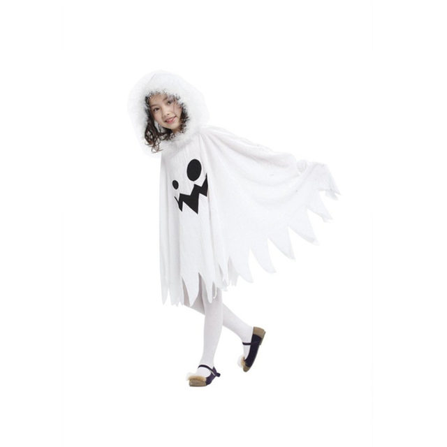 Tienda Online Niños Halloween trajes capa Funny blanco hadas ...