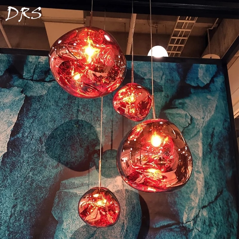 DIXON LED Pendant Lights Modern Glass Lava Tom  Lustre LED Luminaire Hanging Lamp Pendant Lamp Living Room Deco Fixtures LouisDIXON LED Pendant Lights Modern Glass Lava Tom  Lustre LED Luminaire Hanging Lamp Pendant Lamp Living Room Deco Fixtures Louis