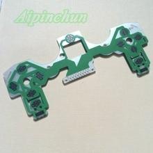 10Pcs Groene Geleidende Film Toetsenbord Platte Flex Lint Kabel Voor Playstation 4 Joypad Ps4 JDS 001/011 Controller Vervanging onderdelen