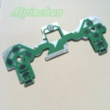 Câble plat flexible vert pour manette de jeu Playstation 4, 10 pièces, ruban de remplacement pour manette de jeu Ps4/011