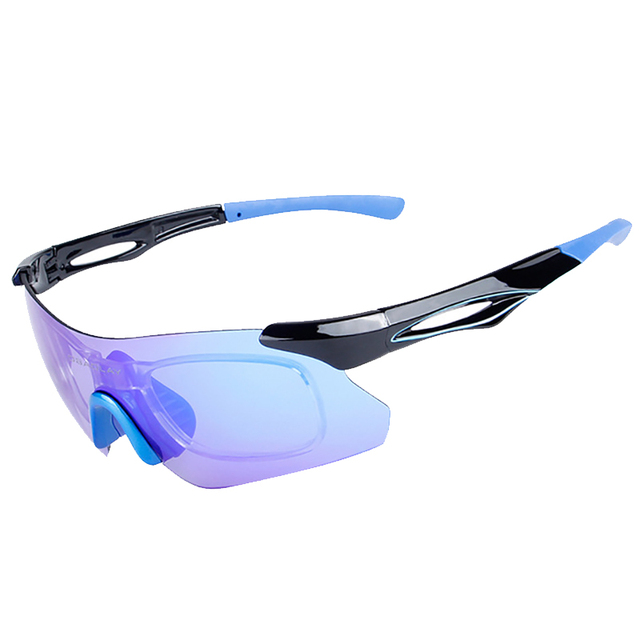 35223bb1b33 Professional Frameless Cycling Glasses Bike Goggles Outdoor Sports Bicycle  Sunglasses UV400 TR90 5 Colors