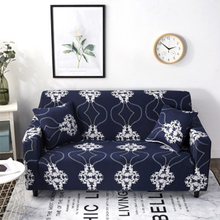 Slipcover Sofa Cover 19 Colors Polyester Elastic Couch 1/2/3/4-Seater Modern Sectional For Living Room