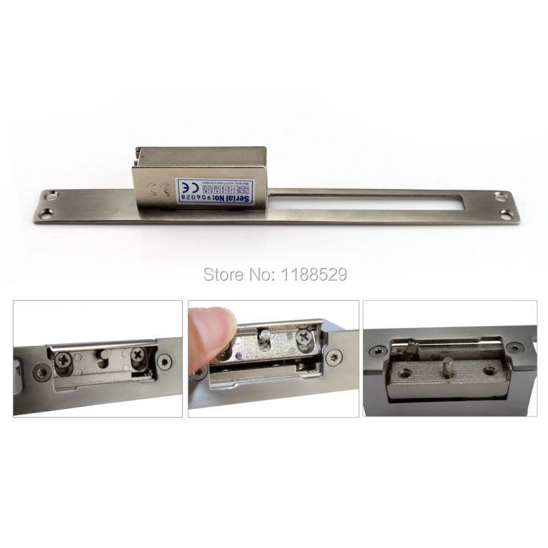2000Users Tastatur Smart Elektronik Tastaturindgangssystem Enkel - Sikkerhed og beskyttelse - Foto 3