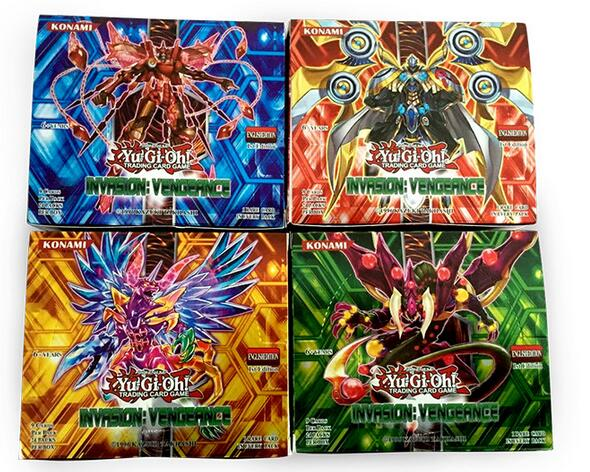 Fine 216pcs/1lot Yugioh Game Paper Cards Toys Girl Boy Yu Gi Oh Game Collection Cards Christmas Gift Brinquedo Toy Toys & Hobbies