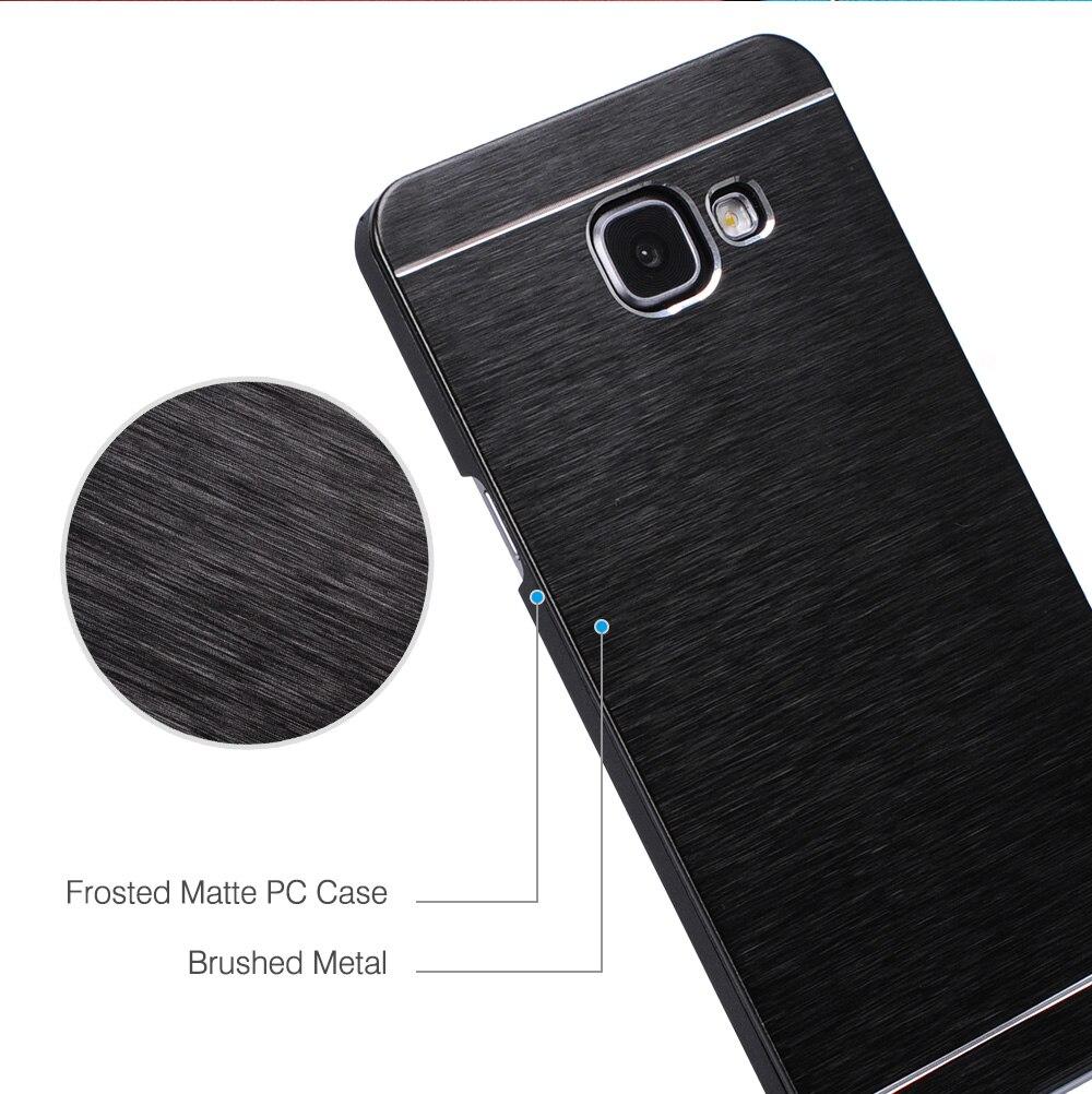 hot sales 6af9f 62ac7 US $2.0 |For Samsung Galaxy J5 2015 Case Luxury Motomo Aluminum Brush Metal  Back Case For Samsung Galaxy J5 2015 J7 J3 2015 Case Cover J5 on ...