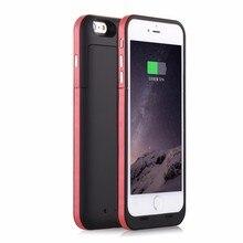 3800 мАч для iphone 6s зарядное устройство чехол smart крышка мобильного резервного питания для iphone 6 4.7 корпуса батареи, за iphone 6s зарядное устройство случае