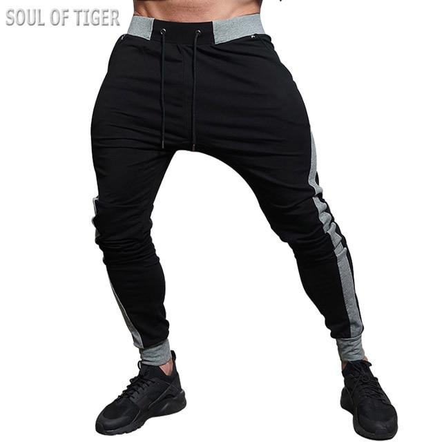 Luxury Brand Designer Joggers Men Yeezy Sweatpants Hip Hop Compression Muscle Man Fitness Pants Casual Strench Pantalon Homme