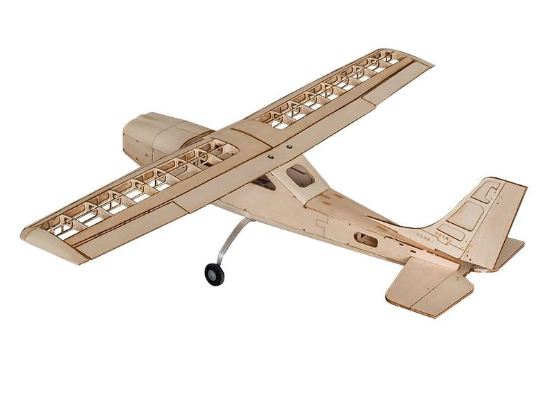 Free Shipping Cessna 960mm Laser Cut Balsa Kit Balsawood