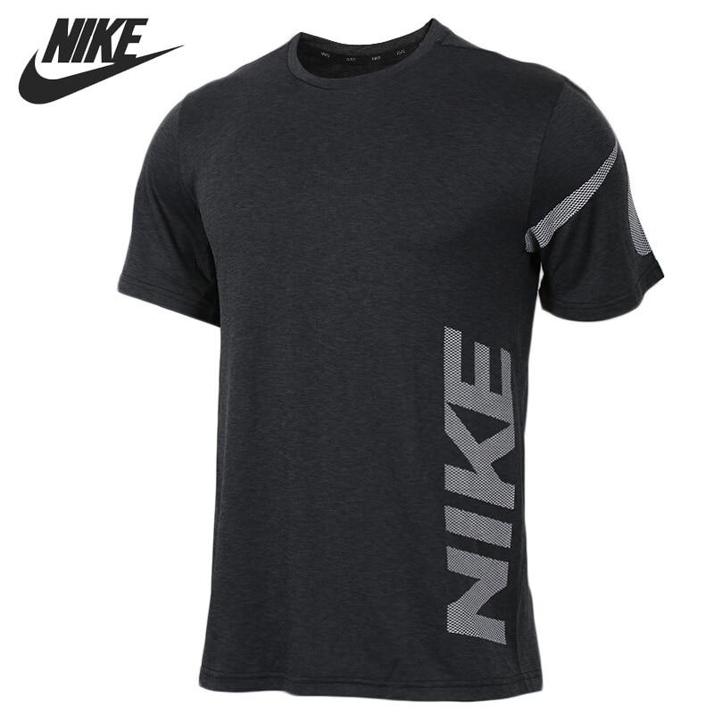 Original New Arrival 2018 NIKE BRTHE TOP SS HYPR DRY Men's T-shirts short sleeve Sportswear original new arrival 2017 nike as m nk brthe top ss tlwind cl men s t shirts short sleeve sportswear