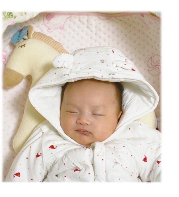 desenhos animados do bebê pescoço travesseiro recém-nascido