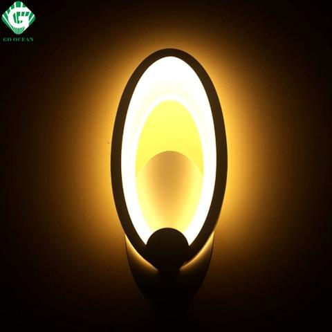 arandelas modernas luminarias decoracao interior loft arandela