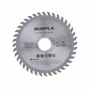 Image 1 - Lame de scie circulaire pour le bois dur et doux, en acier allié, lame de scie circulaire pour le bois dur et doux, 4 115 pouces, 3 pièces, 1/2x22*40T