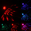 2017 NEW  Mini RGB LED Crystal Magic Ball Stage Effect Lighting Lamp Party Disco Club DJ Bar Light Show USB Car LED