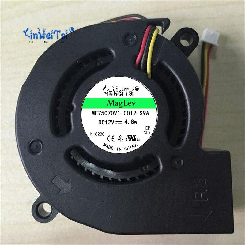 YINWEITAI 90% NOUVEAU ventilateur de refroidissement pour Epson EB-450W/S7/X7/X8/X9 SF5020RH12 SF5020RH12-01E/02E/03E/04E/06E/08E projecteur ventilateur