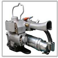 1 pc RXQD-25 Pneumatic PP&PET Strapping Machine for 19-25MM Hot melt strapping machine