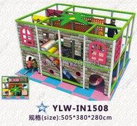 Мультяшный детский игровой дом/Крытый игровой/детский Райский район/парк развлечений/оборудование парка развлечений