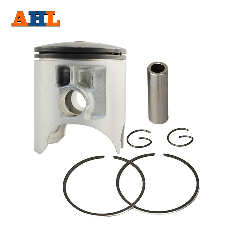 AHL High Performance Motorcycle +60 Bore Size 67 mm Piston & Piston Ring Kit for HONDA CR250 CR 250  67mm
