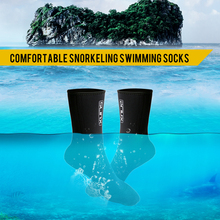 3MM Diving Scubas Surfing Swimming Sock Anti Scratche Warming Snorkeling Socks For Beach Swimming Surfing Snorkeling Water Sport