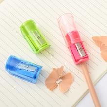 Mini cukierki kolor prosty temperówka dzieci dzieci mały uczeń materiały biurowe