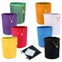 8PCS 1 Gallon Multi color Filter bag Plant residue filter bagTraditional filter bag + Pressing Mesh Screen Bubble Bag