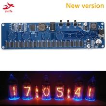 zirrfa Electronic DIY kit in14 in4 Nixie Tube digital LED cl