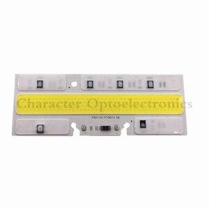 1pcs Waterproof  High Power LED COB Chip Lamp AC 110V 220V 50W  Smart IC LED Outdoor Floodlight DIY light bombillas