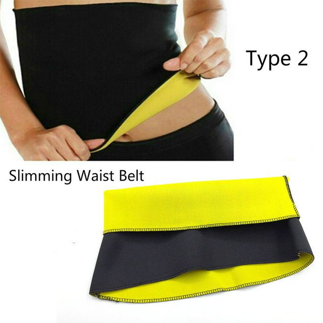 Slimming Belt Modeling Body Shaper