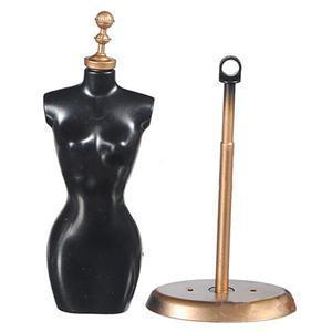2015 New Popular Display Holder For Toy Doll Clothes Gown Mini Stand Mannequin Model