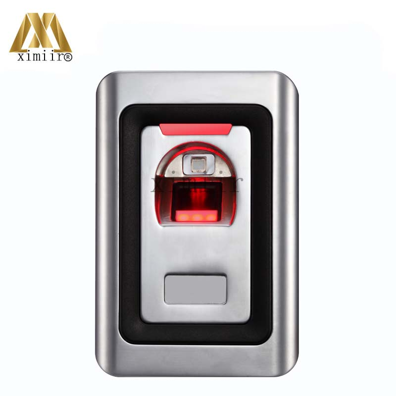 Metal Fingerprint And RFID Card Access Controller Standalone Biometric Fingerprint Door Access Control System Fingerprint Reader x660 standalone biometric fingerprint access control system single door fingerprint access controller with rfid card reader