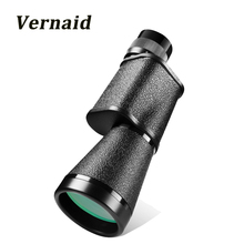 Russian Powerful 12X45 Monocular Night Vision Monoculaire verrekijker Telescope High Quality Military Mini handle Hunting Scope